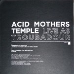 Live As Troubadour -LP.2