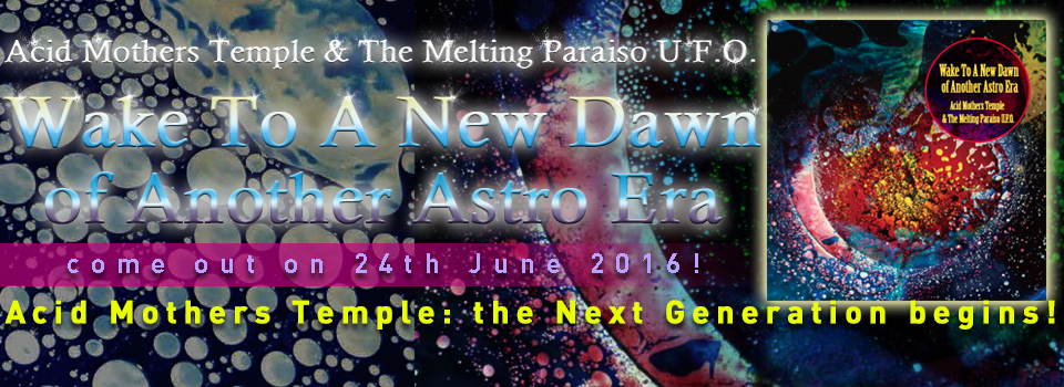 Wake To A New Dawn of Another Astro Era
